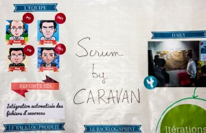 SCRUM by CARAVAN